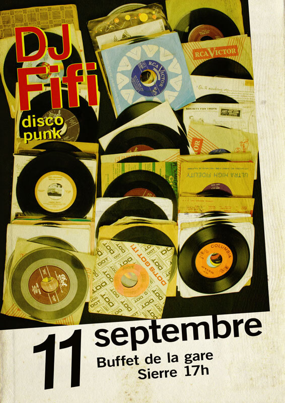 DJ Fifi 11 septembre 2020, Sierre   Final