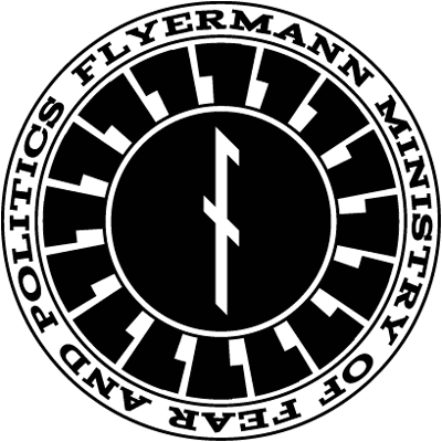 Ministry of Fear and Politics Logo