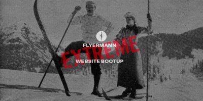 Extreme Website Bootup